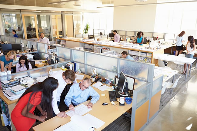 why the open plan office can be devastating for introverts
